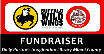 Dolly Parton's Imagination Library Fundraiser at Buffalo Wild Wings